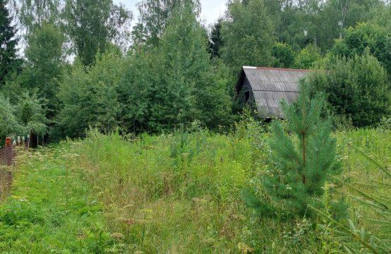 Участок 21 сотка деревня Мещерское Чеховский городской округ